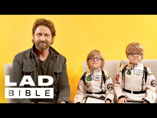 Little Lads Interview Geostorms Gerard Butler On Women, Motorbikes And Scottish Accents