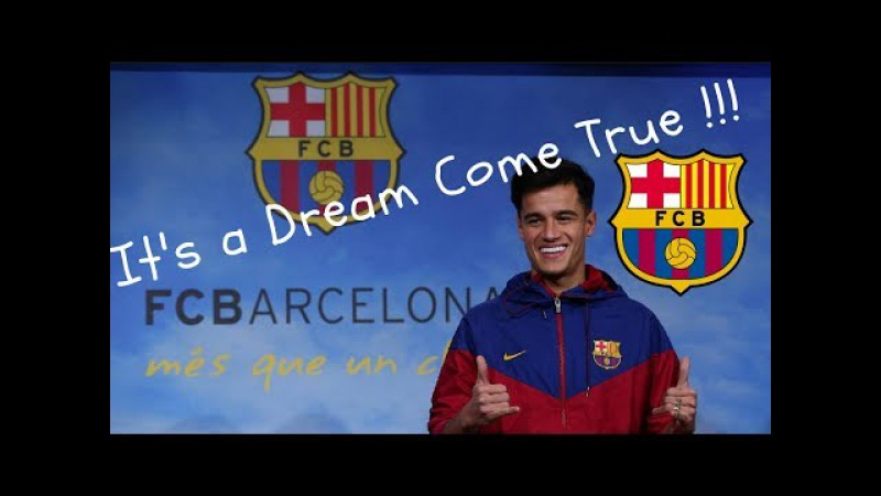 Philippe Coutinho: It's a Dream Come True