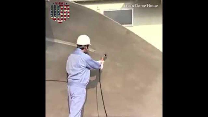 Dome Houses Of Japan ... Earthquake Resistance