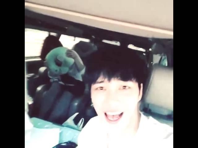140615 JYJ Jaejoong instagram video1