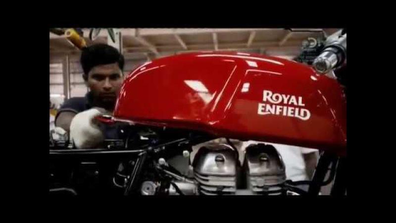 Мотоцикл Royal Enfield Continental GT (