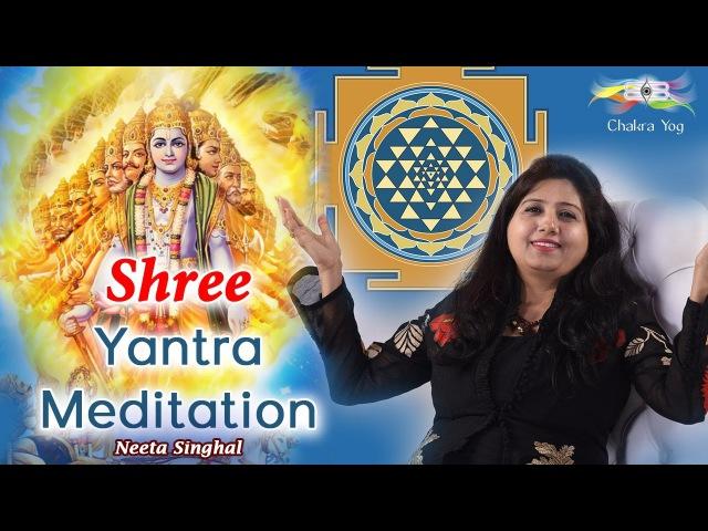 Worship Shree Yantra for abundance and desire fulfilment - Neeta Singhal
