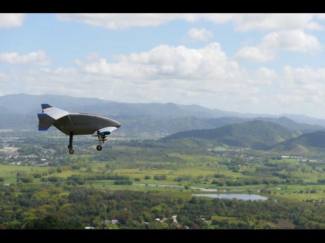 Introducing the Vertex Hybrid UAV (VTOL Drone)