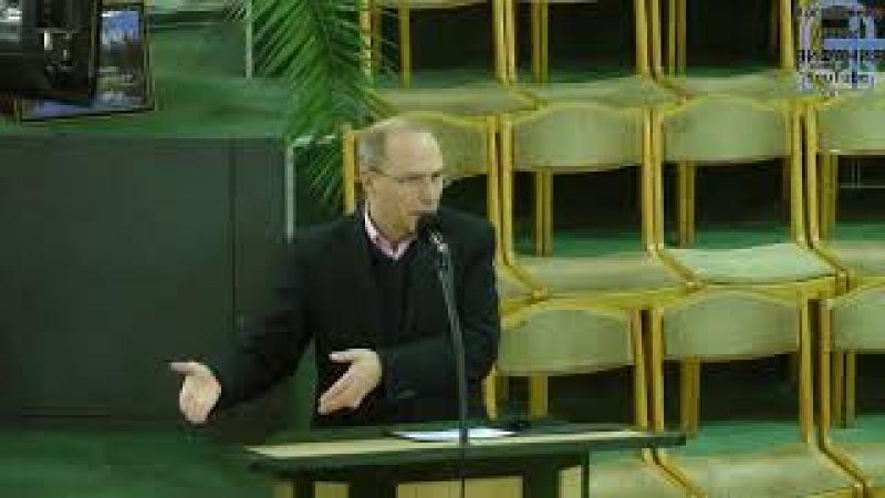 Андреас Патц тема Порядок в церкви 08.02.2018 ц Вифания