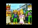 Детский парк Playmobil в Афинах Почти как LEGO Илья не хочет уходить