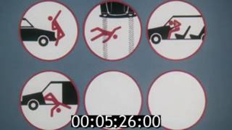 Судебно медицинская экспертиза автомобильной травмы первая часть 1987