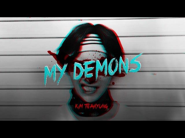 Kim taehyung | my demons [ murderer!au ]