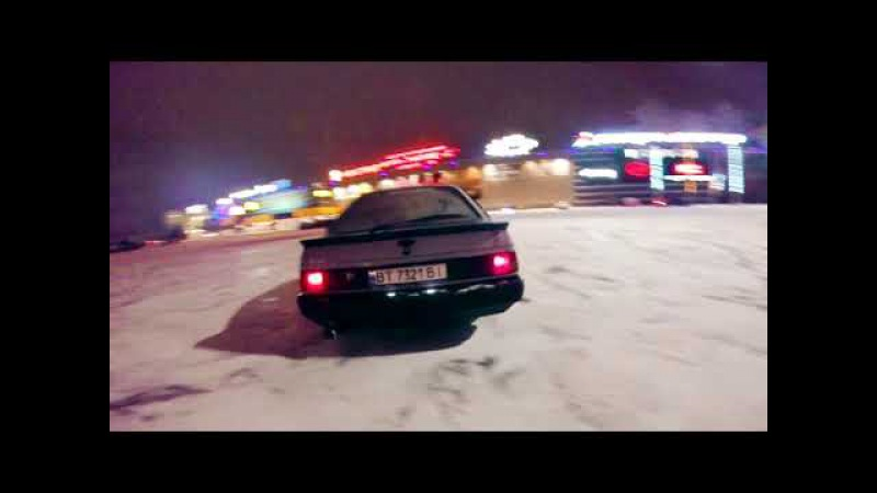 Ford club kherson Drift Winter Fabrika