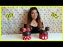Mickey y Minnie Mouse Iluminado / Mickey Minnie Mouse Light Up Centerpieces