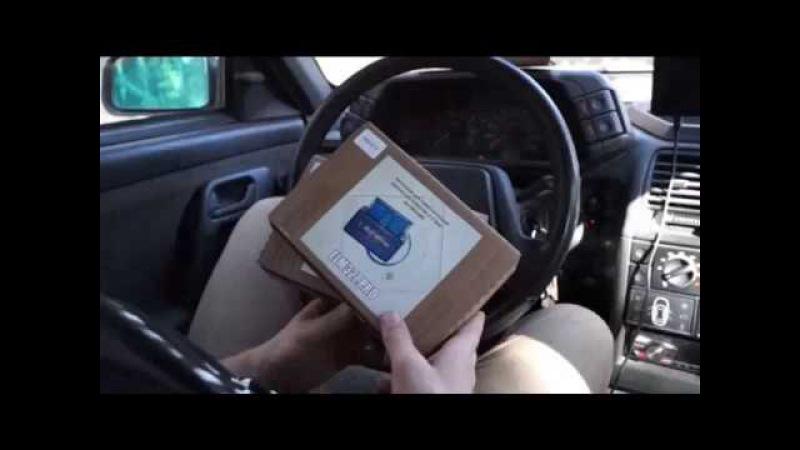 Диагностика автомобиля с помощью автосканера ELM327bt v1.5