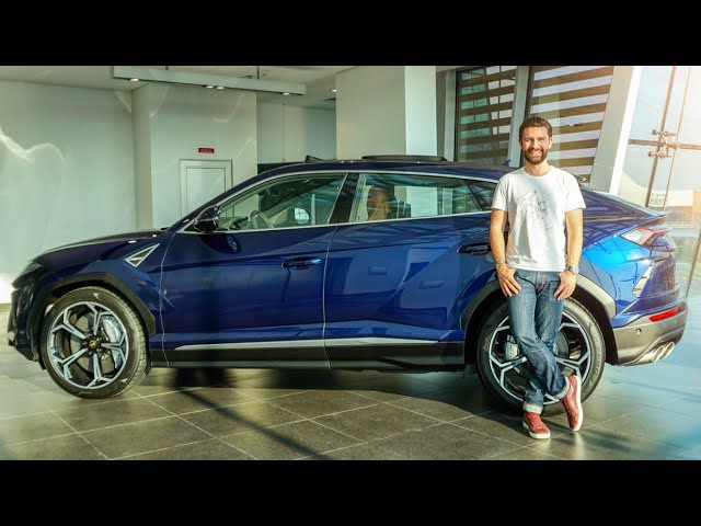 NEW Lamborghini Urus Super Sport SUV - FIRST LOOK Exhaust Sound