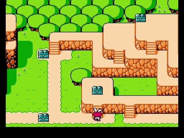 Pyokotan no Dai Meiro (Famicom) (By Sting)
