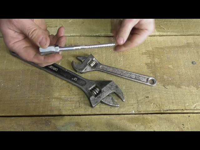 Инструмент №1 Гениальная приспособа для сантехников