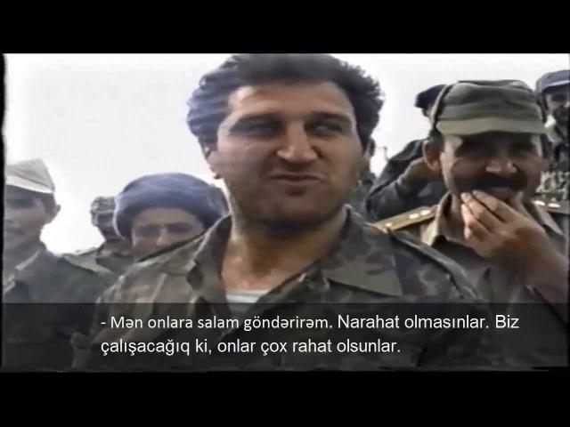 Армия под командованием Мегеррама Сеидова уничтожило 102 армянских террориста в направлении Тертера. 16 сентября 1994 год.