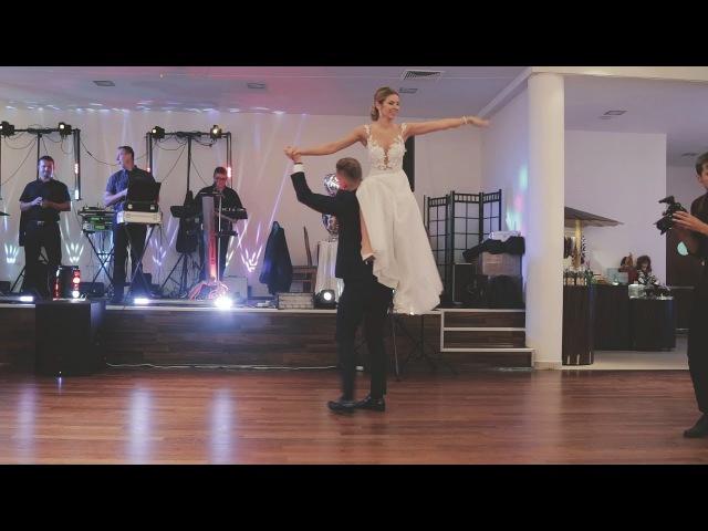Niesamowity pierwszy taniec (Ewa Mateusz )