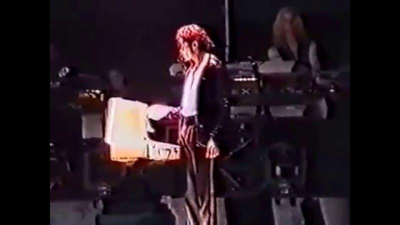 Michael Jackson Billie Jean Live in Gelsenkirchen 1997