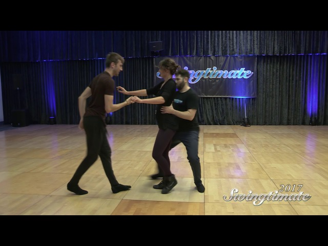 Ben, Emeline Jakub - Steals Performance at Swingtimate 2017