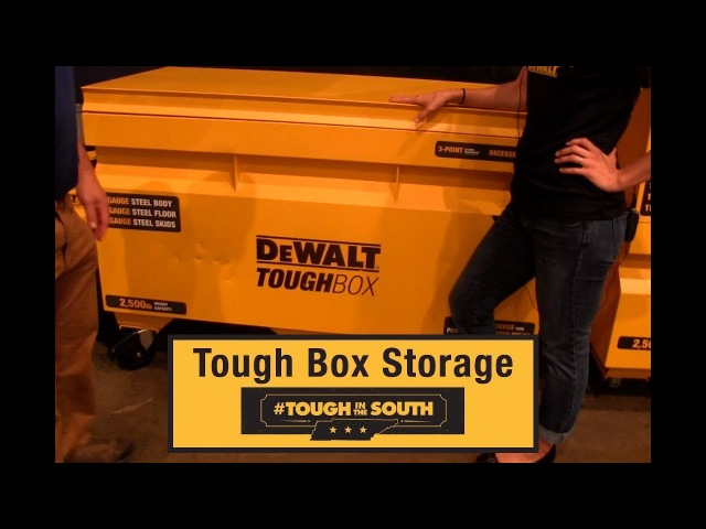 Dewalt Tough Box Storage Solutions