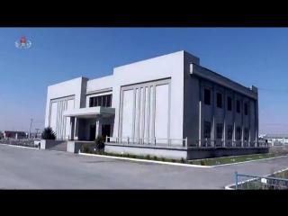 제손으로 창조하라 -2중3대혁명붉은기 부흥세멘트공장-