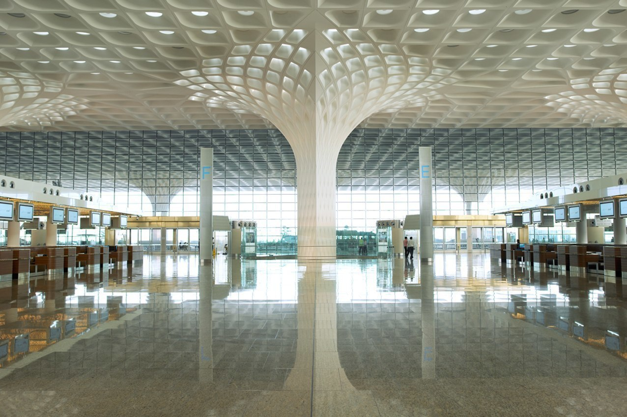 Chhatrapati Shivaji International Airport - Terminal 2 / SOM