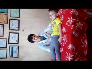 Остеопатия ребенку