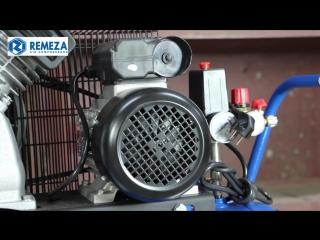 Сравнение компрессоров 50 литров Fiac 50 AB360А Fubag VCF_50CM3 Remeza 50LB30A