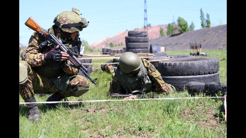 Соревнований по тактической стрельбе 2017 года, памяти подполковника милиции А.В. Кольцова