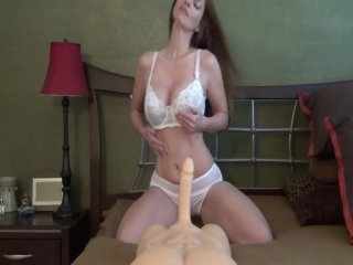 Taboo mom  son with torso toy- sneaking in bedroom