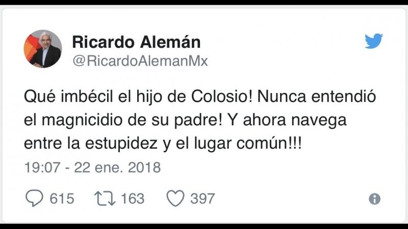 Ricardo Aleman soberano HDP