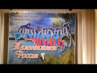 Вендеревских Ксения (Образцовый вокальный ансамбль «Карнавал») -