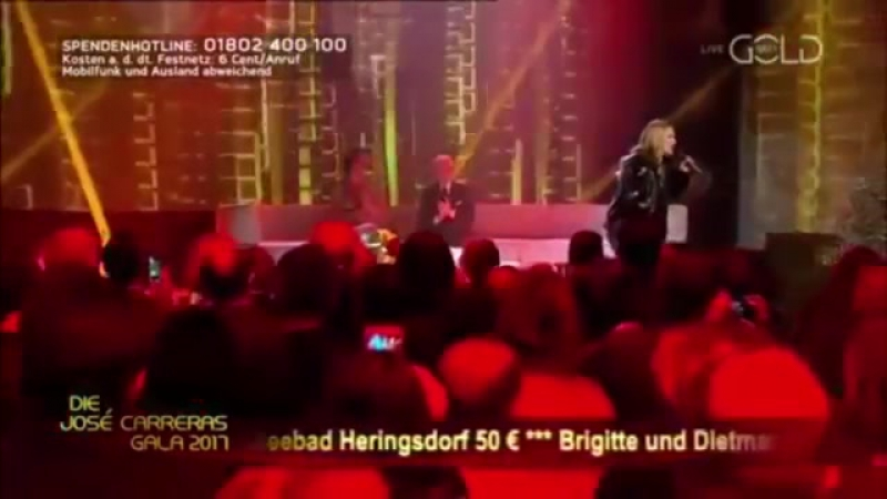 Anastacia - One Day In Your Life (23rd Annual José Carreras Gala)
