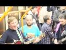 Новогодний трамвай 2 и дикая шевелёнка