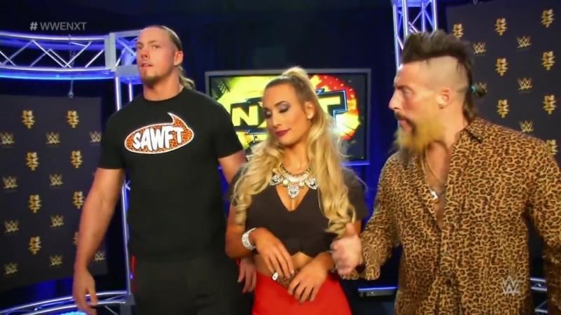 History@carmellapage || NXT, April 15, 2015.