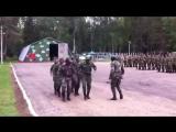 Строевая песня армии  Анголы