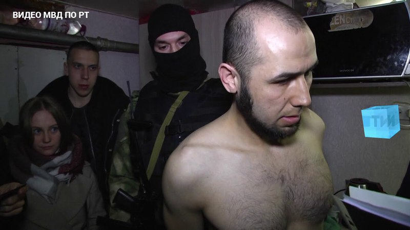 Задержание в РТ участников террористической организации «Хизб ут-Тахрир»*