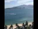 Вьетнам остров Винперл (вид из номера)