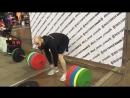 СТАНОВАЯ НА МАКСИМУМ, ДИМОН. 240 кг