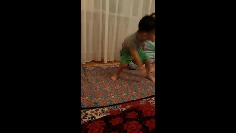 Амиртай тренировка