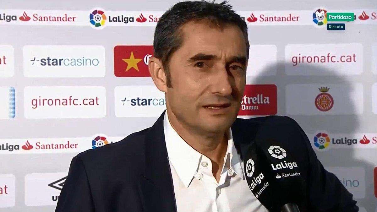 """Valverde: """" Mavsum boshida menga ko'proq yoqayotgan narsa, bu jamoamizning ruhiyati"""""""