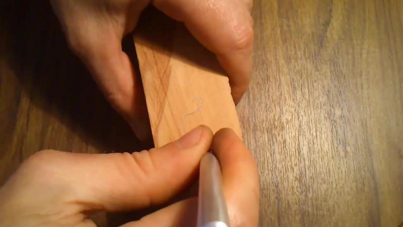 Всечка металла в дерево Как это делаю я Metal inlay in wood How do I d