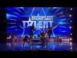 На конкурсе талантов