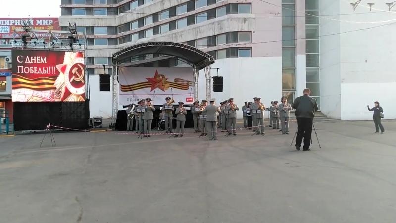 9 мая концерт Нижний Новгород московский вокзал РЖД