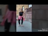 Shuffle dance#Cutting Shapes Елена Логинова Пенза танец #2 прогулка по городу