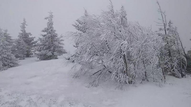 Таганай: поход на Киалим, Метеостанция, гора Ицыл. 29 апреля - 1 мая 2018.