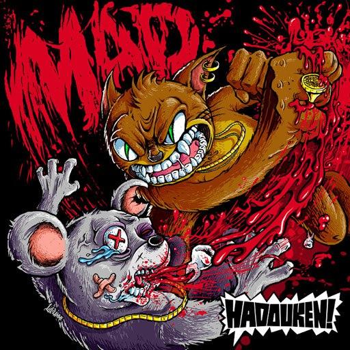 Hadouken! альбом M.A.D