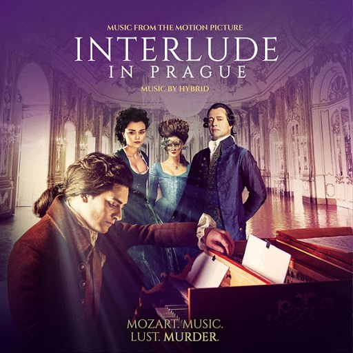 Hybrid альбом Interlude in Prague (Music from the Motion Picture)