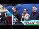 14 aprel 2018 MİTİNQİ AXCP Gənclər təşkilat sədri İlham Hüseyn