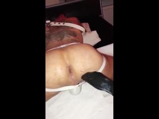 Gay man ass fisting sex video porn