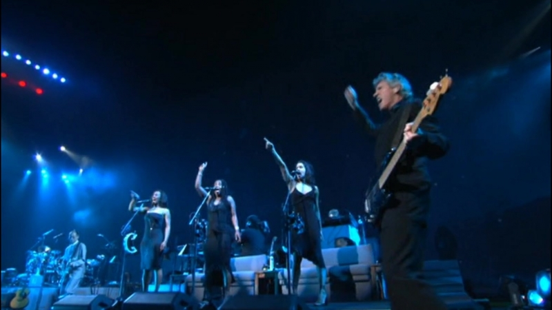 Roger Waters (Pink Floyd). in the flesh - live