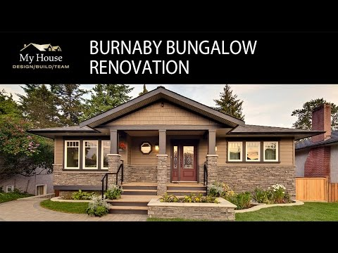 My House Radio - Burnaby Bungalow Renovation - Client Interview